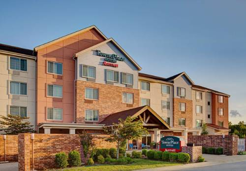 hotel TownePlace Suites by Marriott Fayetteville N / Springdale
