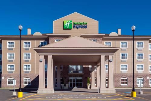 hotel Holiday Inn Express Deer Lake