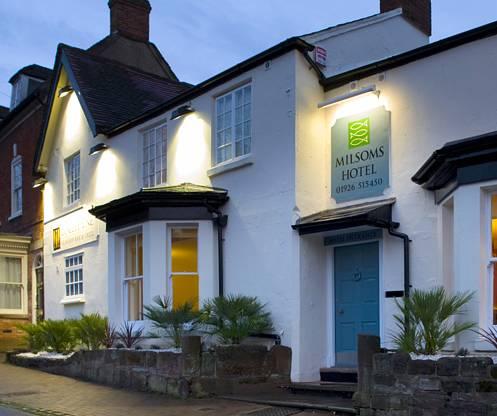 hotel Loch Fyne Hotel and Restaurant Kenilworth