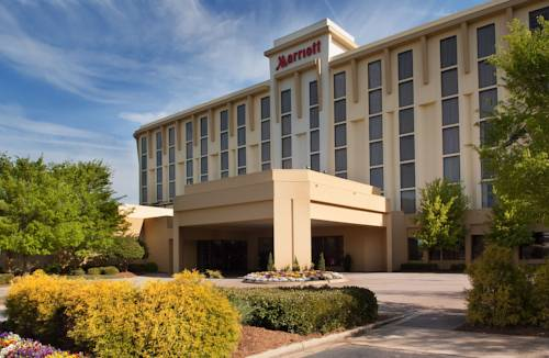 hotel Greenville Marriott