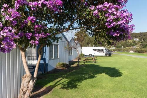 hotel Waitangi Holiday Park