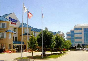 hotel Fairfield Inn and Suites Chicago Lombard