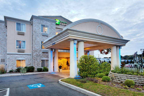 hotel Holiday Inn Express Branford-New Haven