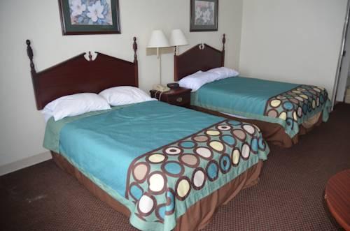 hotel Super 8 - Clarksville