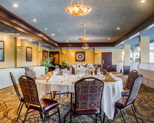 hotel Quality Inn & Suites Riverfront Oswego