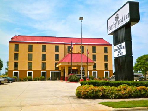 hotel Battleground Inn - Greensboro