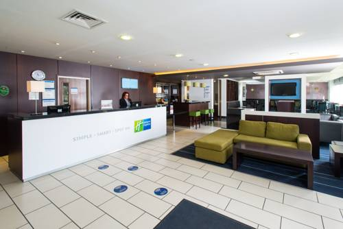 hotel Holiday Inn Express Cambridge Duxford M11 Jct 10