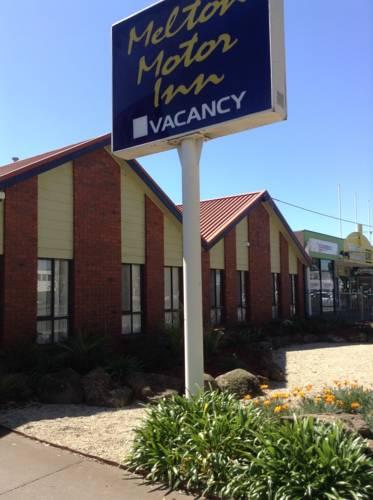 hotel Melton Motor Inn and Apartments