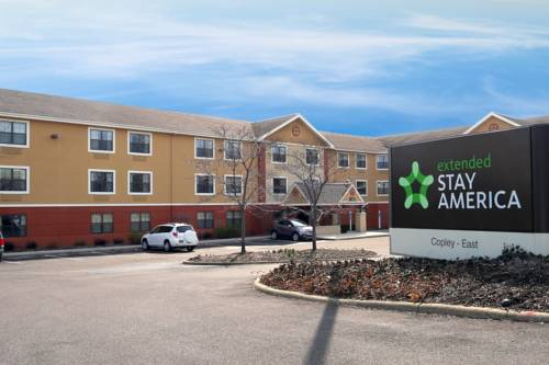 hotel Extended Stay America - Akron - Copley - East