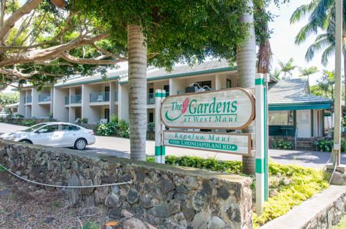 hotel Gardens at West Maui