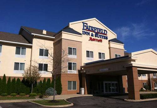 hotel Fairfield Inn & Suites Cleveland Avon