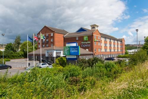 hotel Holiday Inn Express Newcastle Metro Centre