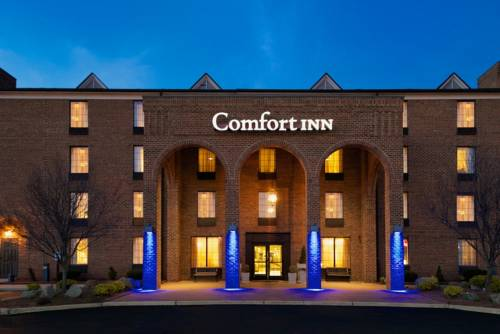 hotel Comfort Inn & Suites Philadelphia Premium Outlets Area