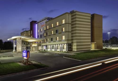 hotel Fairfield Inn and Suites Hutchinson