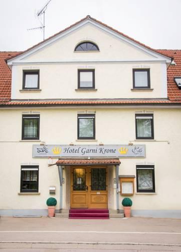 hotel Hotel Garni Krone
