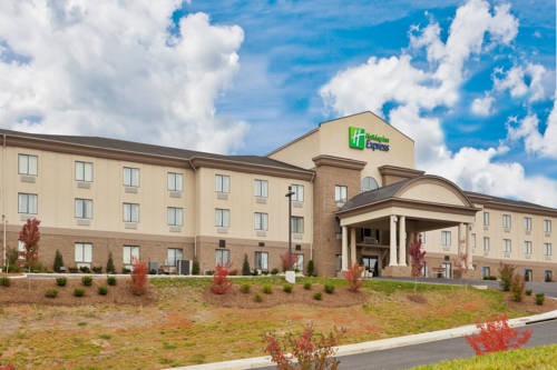 hotel Holiday Inn Express Troutville-Roanoke North