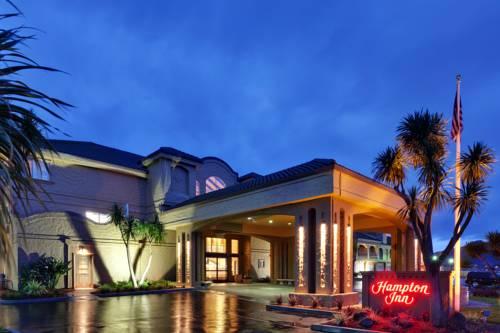 hotel Hampton Inn Morgan Hill
