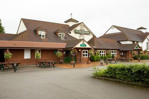 hotel Best Western Stoke East