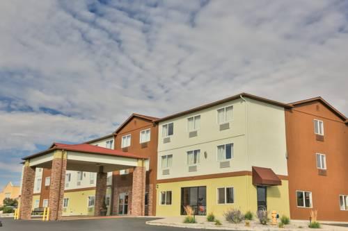 hotel Best Western Plus the Four Corners Inn