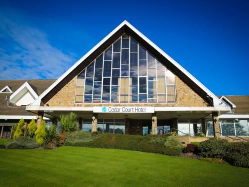 hotel Cedar Court Hotel Huddersfield & Halifax