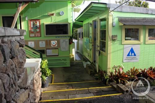 hotel HI - Honolulu University Hostel