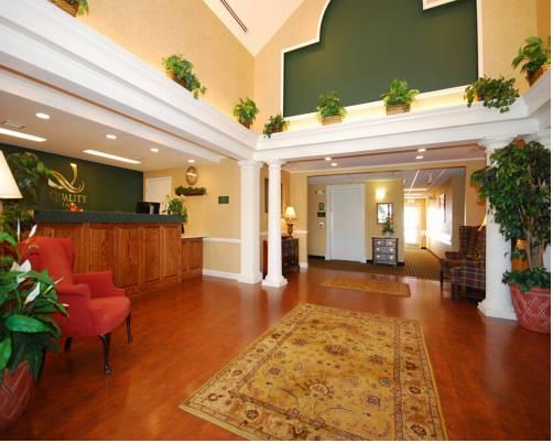 hotel Quality Inn Greeneville