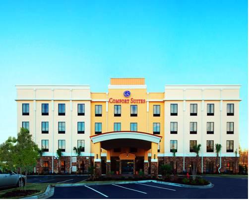 hotel Comfort Suites Simpsonville