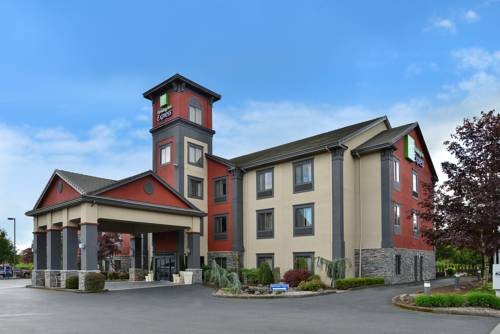 hotel Holiday Inn Express Vancouver North