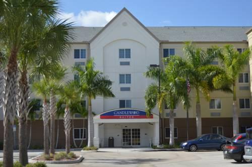 hotel Candlewood Suites Fort Myers/Sanibel Gateway