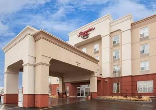hotel Hampton Inn by Hilton Edmonton South