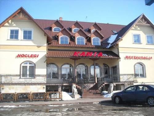hotel Kania Pokoje Gościnne
