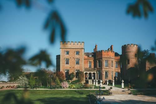 hotel Rowton Castle Hotel