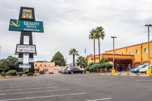 hotel Quality Hotel Americana Nogales