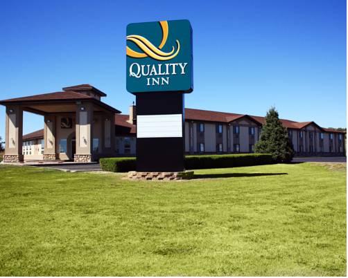 hotel Quality Inn Oacoma