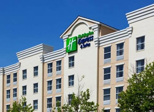 hotel Holiday Inn Express & Suites Huntersville Birkdale