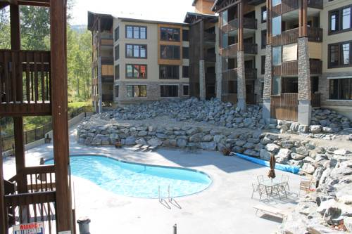 hotel Trickle Creek Condos by High Country Properties