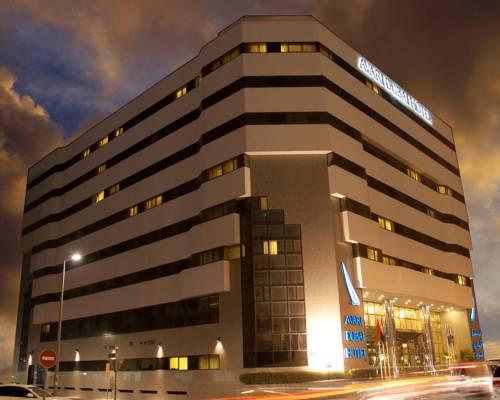 hotel Avari Dubai Hotel