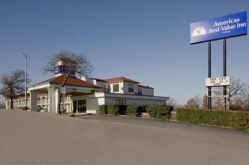 hotel Americas Best Value Inn Bowie