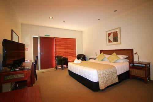 hotel Fitzherbert Regency Motor Lodge