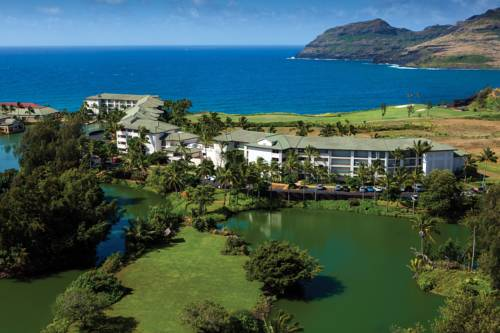 hotel Marriott Kauai Lagoons