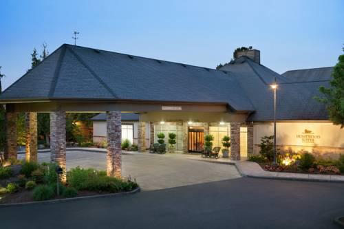 hotel Homewood Suites by Hilton Vancouver / Portland