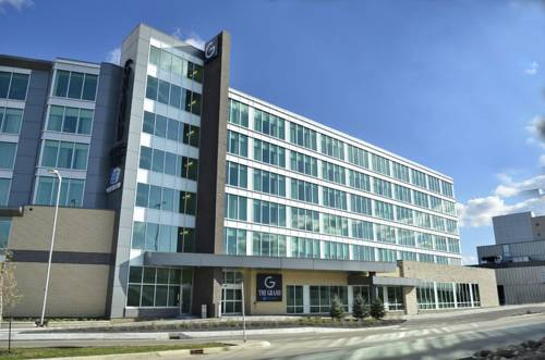 hotel The Grand Winnipeg Airport Hotel by Lakeview