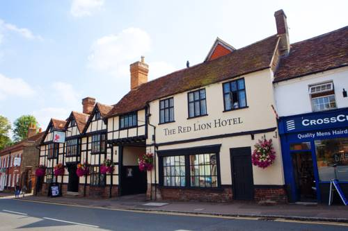 hotel Red Lion Wendover