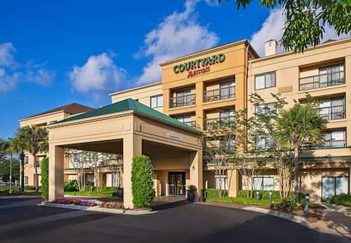 hotel Courtyard Charleston Airport Coliseum