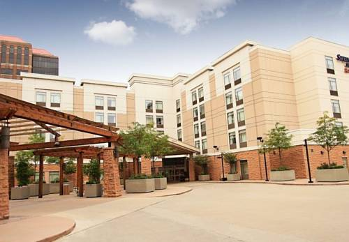 hotel SpringHill Suites by Marriott Cincinnati Midtown