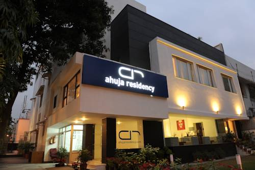 hotel Ahuja Residency Sunder Nagar