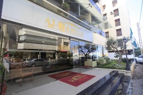 hotel Al Jamila Suites