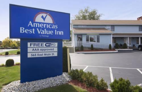 hotel Americas Best Value Inn Branford
