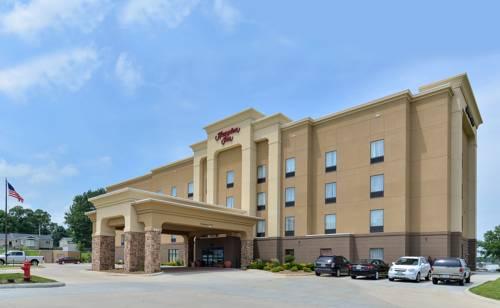hotel Hampton Inn Ottumwa