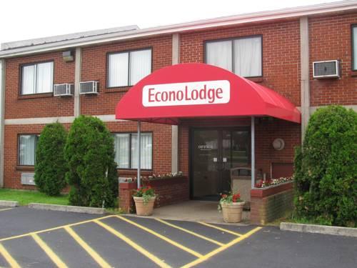 hotel Econo Lodge Darien Lakes